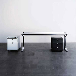 Dock desk | Individual desks | Lehni