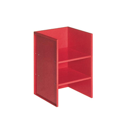 Judd No.1 chair |  | Donald Judd by Lehni