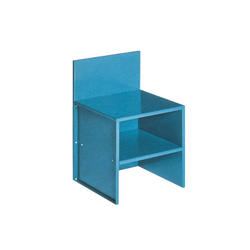 Judd No.2 chair | Chaises | Donald Judd by Lehni