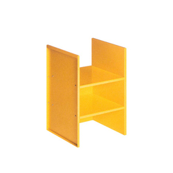 Judd No.3 chair |  | Donald Judd by Lehni