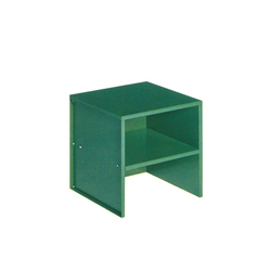 Judd No.5 stool |  | Donald Judd by Lehni
