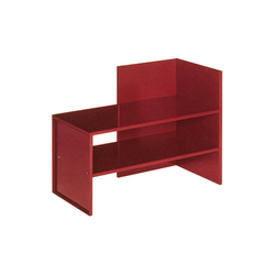 Judd No.6 bench | Panche | Donald Judd by Lehni
