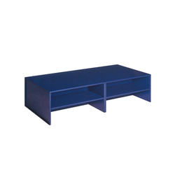 Judd No.11 bed | Letti | Donald Judd by Lehni