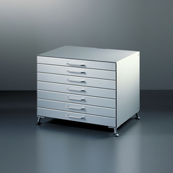 Unikorpus 780 | Plan chests | Atelier Alinea