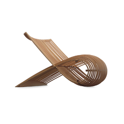 Wooden Chair | MN/30 | Loungesessel | Cappellini