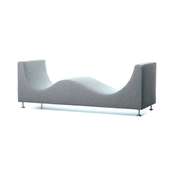 Three Sofa de Luxe | TSA/6 | Waiting area benches | Cappellini