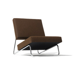 Lounge chair Hirche | Poltrone | Richard Lampert