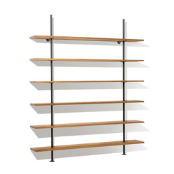 Eiermann shelving | Shelving | Lampert
