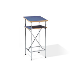 Milla 500 high desk | Pupitres de pie | Lampert