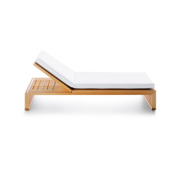 BENCH LOUNGER | Liegestühle | cst-furniture.com