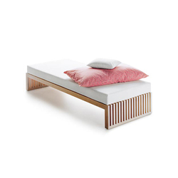 BED I | Camas individuales | cst-furniture.com