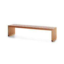 BANK V | Gartenbänke | cst-furniture.com