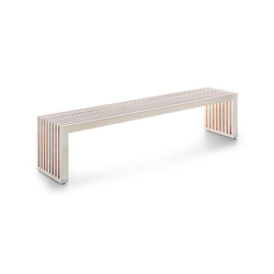 BANK V | Upholstered benches | cst-furniture.com
