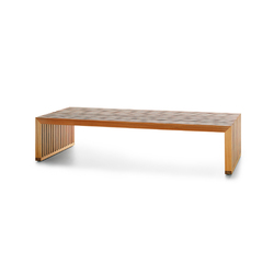 BENCH+TABLE VI | Bancs de jardin | cst-furniture.com
