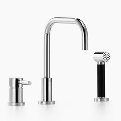 Meta.02 - Three-hole mixer | Kitchen taps | Dornbracht