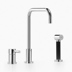 Meta.02 - Two-hole mixer | Kitchen taps | Dornbracht
