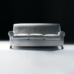 Nonnamaria di flexform poltrona pouf divano - Altezza seduta divano ...