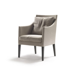 Pat armchair | Lounge chairs | Flexform