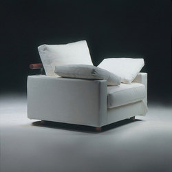 Patrik armchair | Lounge chairs | Flexform