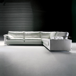 Patrik sectional sofa | Modular seating systems | Flexform