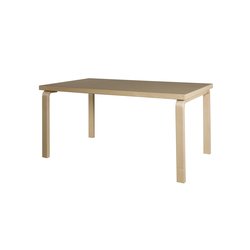 Table 82A | Mesas de cantinas | Artek