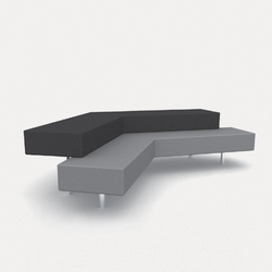 Boomerang 1 | Waiting area benches | Derin