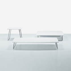 Mild table | Tavolini salotto | Derin