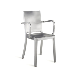 Hudson Armchair | Restaurant chairs | emeco
