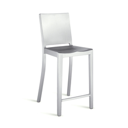 Hudson Counter stool | Sgabelli bar | emeco