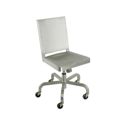 Hudson Swivel chair | Office chairs | emeco