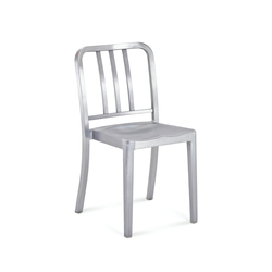 Heritage Stacking chair | Restaurant chairs | emeco