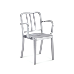 Heritage Stacking armchair | Restaurant chairs | emeco