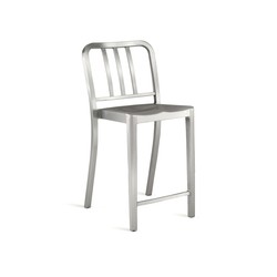 Heritage Stacking counter stool | Taburetes de bar | emeco