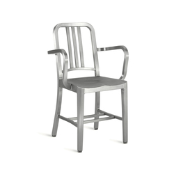 Navy® Armchair | Restaurant chairs | emeco