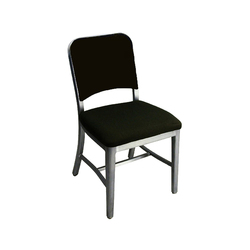 Navy® Upholstered chair | Restaurant chairs | emeco