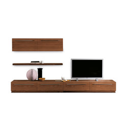 Sipario | Multimedia sideboards | Riva 1920