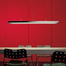 Line Suspension lamp | General lighting | segno