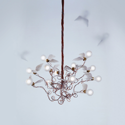 Birds | Birdie LED | Suspended lights | Ingo Maurer