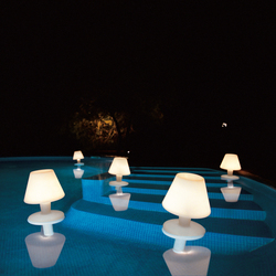 Waterproof Pool lamp | Lampade senza fili | Metalarte