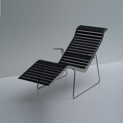 BURRI 02 armchair | Sdraio da giardino | BURRI