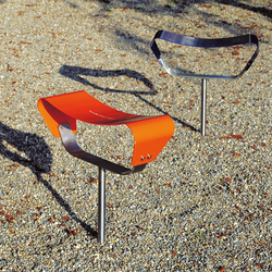 Evolution to be set in concrete | Exterior chairs | BURRI