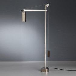 BH23 Bauhaus Floor lamp | Reading lights | Tecnolumen