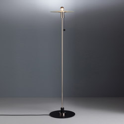 BST23 Bauhaus Floor lamp | Free-standing lights | Tecnolumen