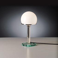 WG25GL Bauhaus Table lamp | Table lights | Tecnolumen
