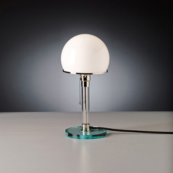 WG24 Bauhaus Table lamp | General lighting | Tecnolumen
