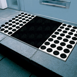 feet-back II doormat | Door mats | Radius Design