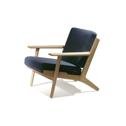 GE 290 Easy Chair | Loungesessel | Getama Danmark