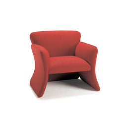 Mondial Easy Chair with low armrest | Poltrone lounge | Getama Danmark