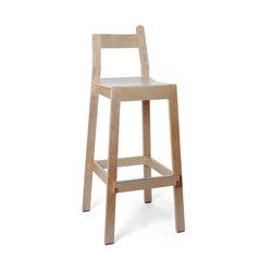 Rialto no. 438 | Bar stools | NC Möbler