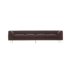 Woodgate 4 Seat Sofa, Two Arms | Lounge sofas | SCP